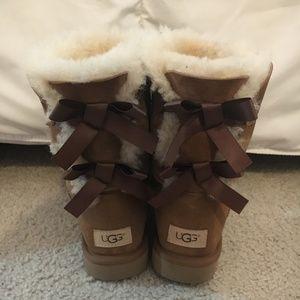 UGG Bailey II Bow Boot